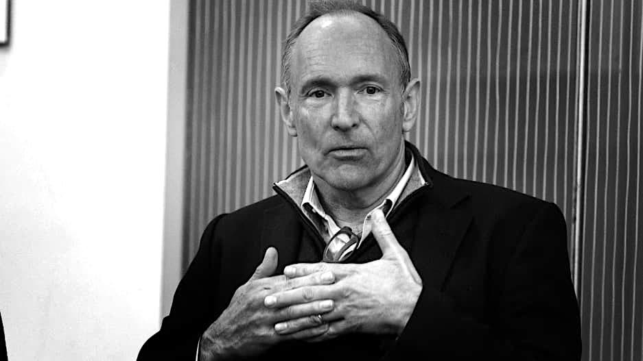 Tim Berners-Lee's Radical New Plan to Upend the Internet