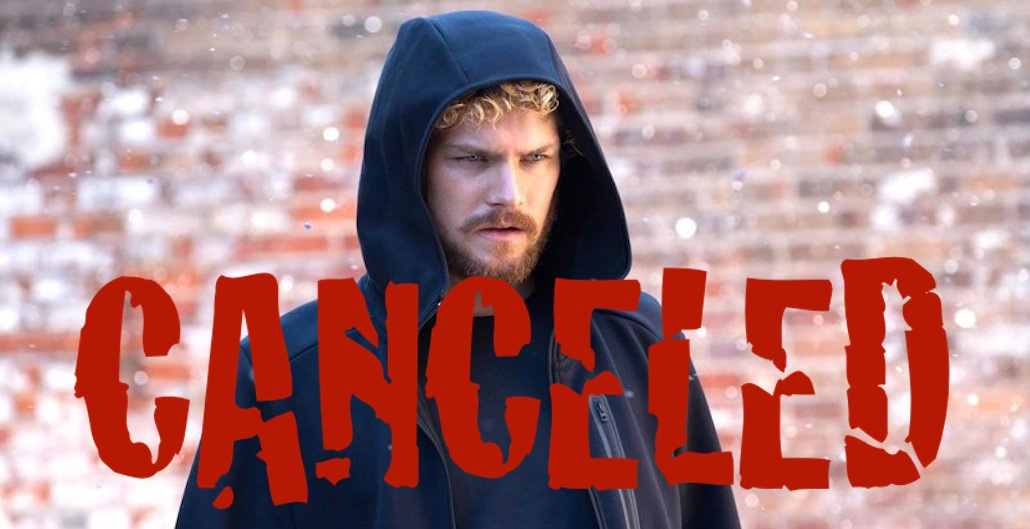 Neflix Series Marvel's Iron Fist Canceled After 2 Seasons
