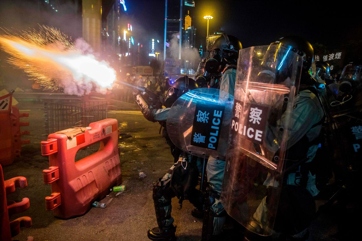 'Prepared to Die': Hong Kong Protesters Embrace Hard-Core Tactics, Challenge Beijing