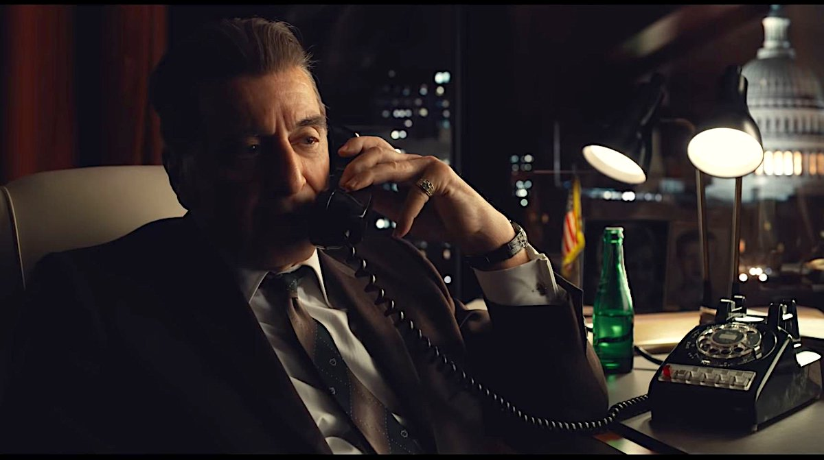 [VIDEO] 'The Irishman' Trailer: Scorsese Reunites De Niro, Pacino, Pesce