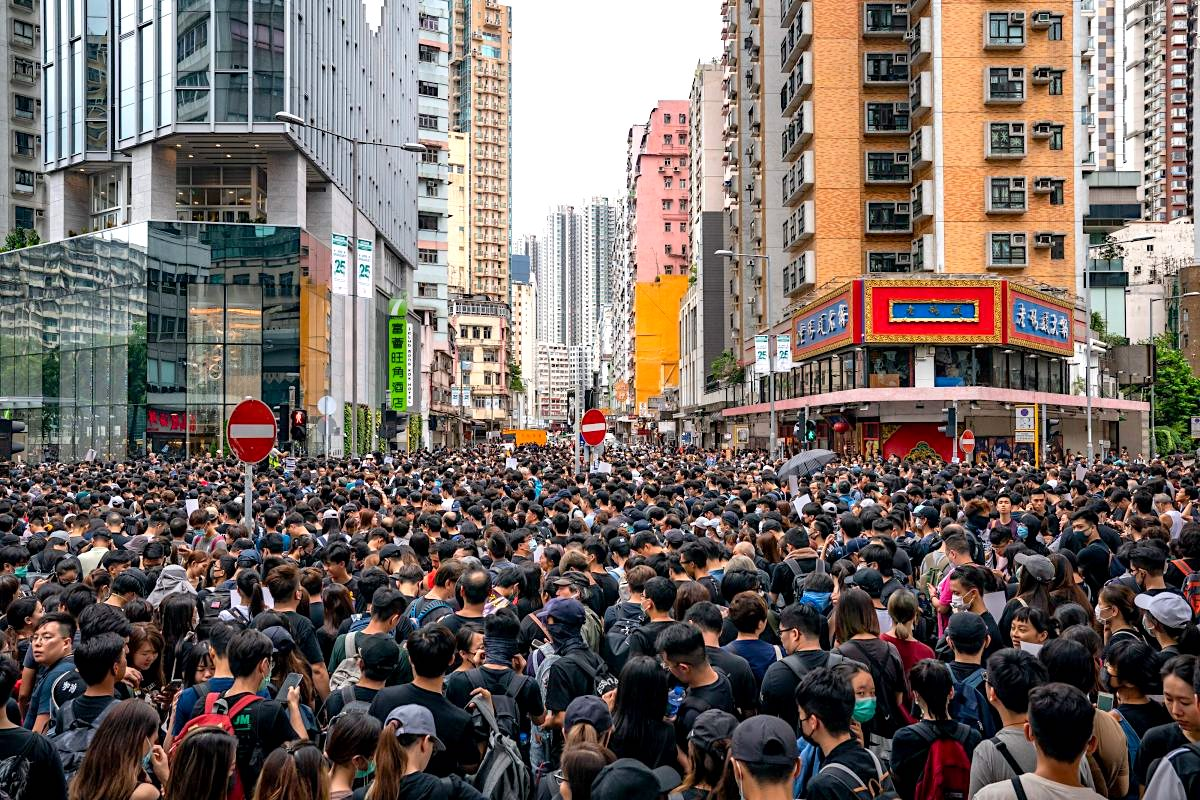 Beijing is Manufacturing the Circumstances to Justify Brutal Intervention in Hong Kong